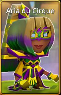Aria du Cirque skin