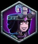 Demon Queen Ella token