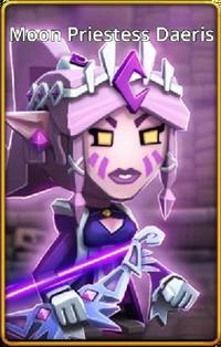 Moon Priestess Daeris skin