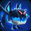 Bat 03 Blue