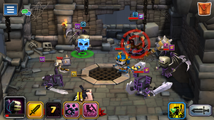 Ring of Heroes Battle