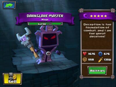 Darkglare Master