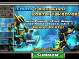 IGOROK and Alexandros Portal Takeover