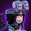 Demon Queen Ella 2A Icon