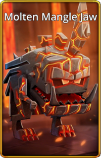 Molten Mangle Jaw skin