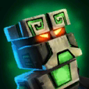 Golem 03 Green