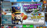 Toy Soldier Valkin skin offer