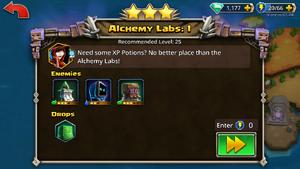 Alchemy Lab1