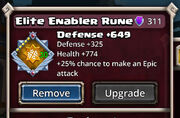 Enabler Rune Elite Light