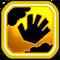 Cloud Hop Icon