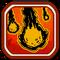 Meteor Storm Icon