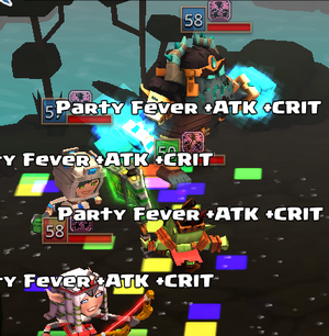 Party Fever aoe