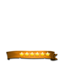 Ribbon 6 Star