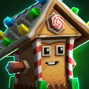 Gingerbread Rocky 2A Icon