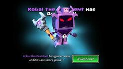 Kobal the Pestilent ascend2