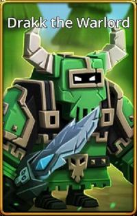 Drakk the Warlord default skin