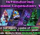 The Zomm Legendary Team