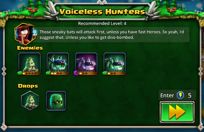 Voiceless Hunters