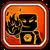 Heated Glare Icon