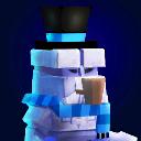 Snowman Stone Fist 1A Icon