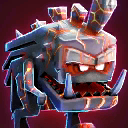 Molten Mangle Jaw 2A Icon