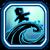Wave Rider Icon