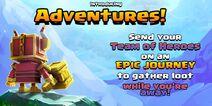 Adventures intro banner