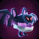 Bat 02 Purple