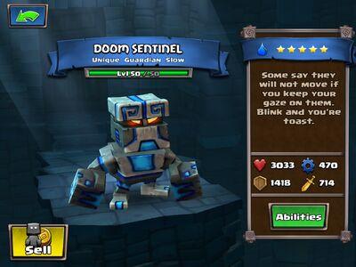 Doom Sentinel