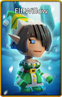 Elf Willow skin