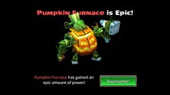 Pumpkin Furnace is Epic
