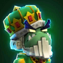 Crowned King Bramble 2A Icon
