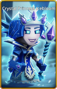 Crystal Princess Icebloom skin