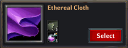 Ethereal Cloth