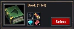 Recipe - Book 1lvl