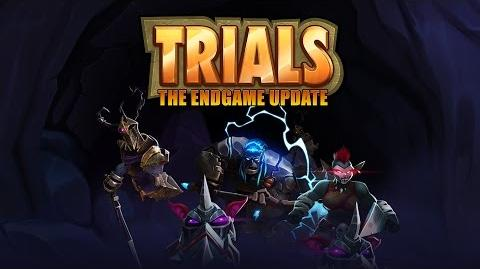 Trials The Endgame Update Release Trailer Dungeon Defenders II