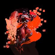 Orc Flame Wielder +