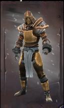 Enduring boomtusk armor