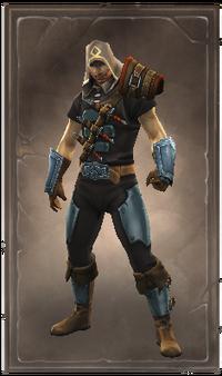 Sombra armor