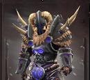 Furious Berserker Battlesuit