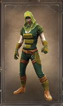 Marigold armor