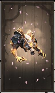 Stormtooth wolf