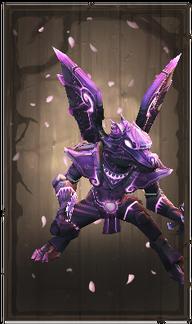 Tainted dark sentinel