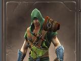 Baloth hide Armor