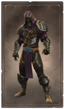 Deadmoon armor
