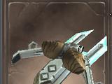 Blizzardwall Crossbow