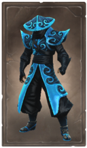 Nightmareshroud armor