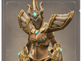 Shining Eagle Guardian Harnest