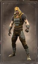 Goldleaf armor