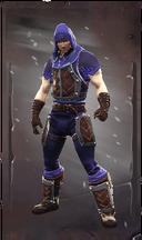 Berserker battlesuit